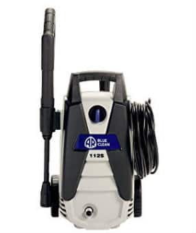 AR Blue Clean AR112S Light Duty Electric Pressure Washer