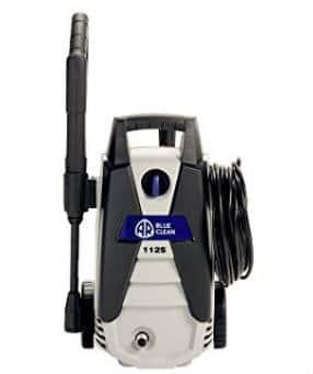 AR Blue Clean AR112S Light Duty Electric Pressure Washer