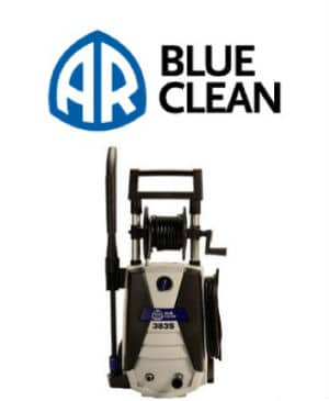 AR Blue Clean pressure washer intro image