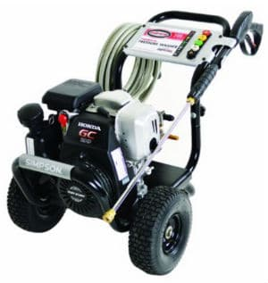 Best Gas Pressure Washer Simpson MSH3125-S 3100 PSI