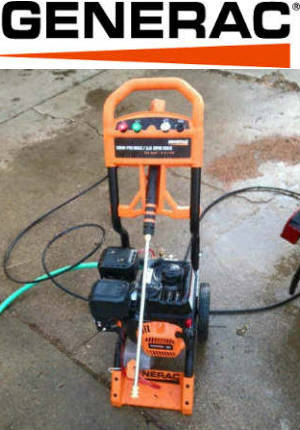 Best Generac pressure washer for your money