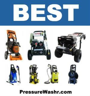Best Pressure Washers For Sale