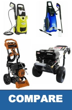 Comparing Pressure Washer For Sale