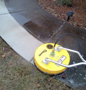 Surface Cleaner Pressure Washer Attachment Rental