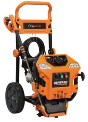 Generac 6602 3100 PSI Gas Pressure Washer