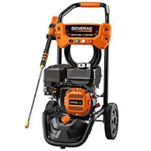 Generac 6922 2800 psi medium duty pressure washer