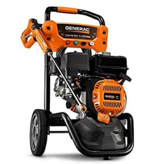 Generac 7019 OneWash 3100 PSI Top Pressure Washer