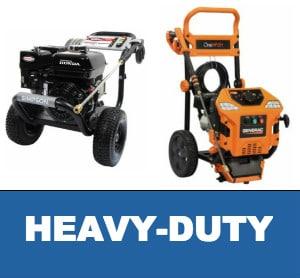 Heavy Duty Power Washers Image