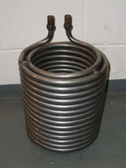 Hot Water Heater Internal Tubes
