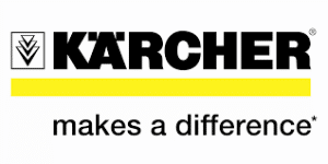 Karcher Makes a Difference Logo