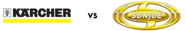 karcher-vs-sun-joe-pressure-washers