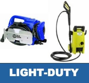 Light Duty Pressure Washers Image