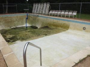 Pressure Clean Pool