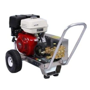 Pressure Pro 4000 PSI Commercial Pressure Washer