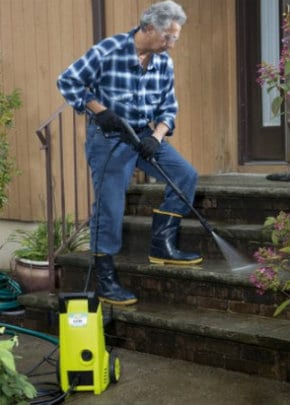 Sun Joe SPX1000 - Best Light Duty Pressure Washer