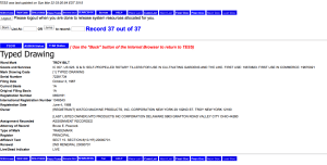 Troy-Bilt Trademark Application Detail
