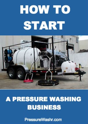 How To Start Pressure Washing Business Image