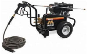 Mi-T-M Heavy Duty Commercial Pressure Washer