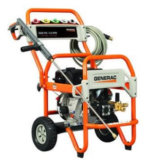 3500 PSI Generac Power Washer