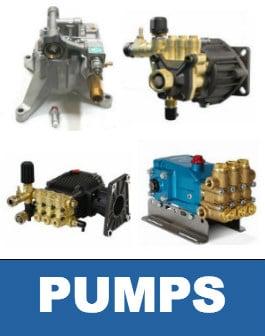 Pressure Washer Pumps 101