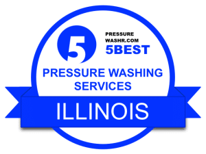 Pressure Washing Services Badge ILLINOIS