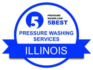 Pressure Washing Services Badge ILLINOIS