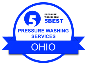 Pressure Washing Services Badge OHIO