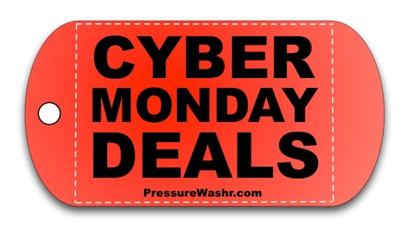 Black Friday Cyber Monday Graphic