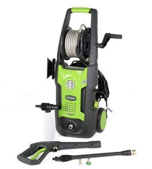 Greenworks GPW1702 1700 PSI Electric Pressure Washer