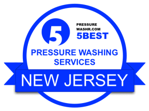 New Jersey Pressure Washing Services Badge