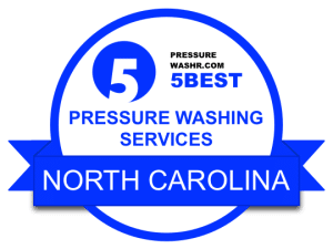 Pressure Washing Services Badge North Carolina