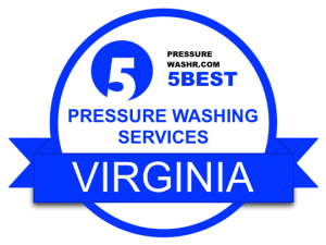 Virginia Pressure Washing Services Badge