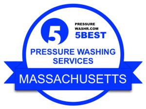 Massachusetts Pressure Washing Services Badge