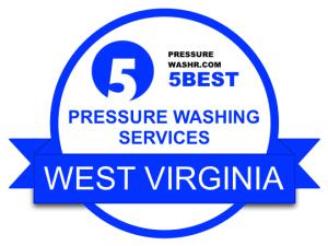 West Virginia Pressure Washing Services Badge