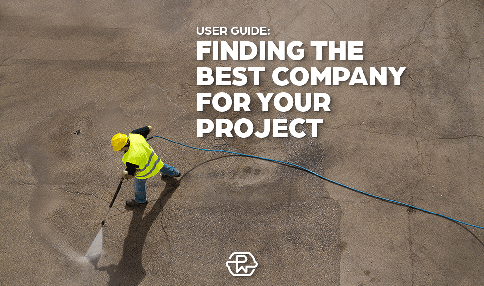 The Secret To Finding The Best Pressure Washing Company To Do Your Project