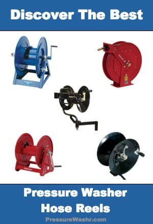 Best Pressure Washer Hose Reels