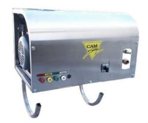 Cam Spray 4 GPM 2000 PSI Wall Mounted Pressure Washer