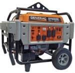 Generac Professional Portable Generator Thumbnail