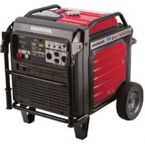 Honda EU7000us Inverter Generator