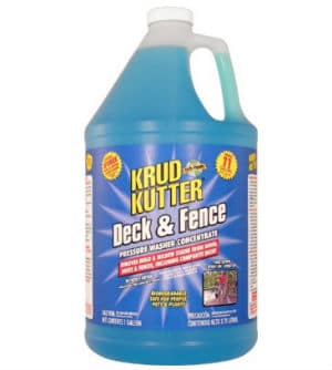 Krud Kutter Deck and Dence Pressure Washer Chemical