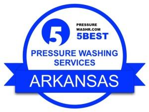 Arkansas Pressure Washing Services Badge