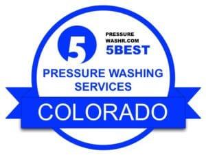 Colorado Pressure Washing Services Badge