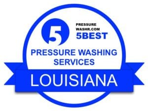 Louisiana Pressure Washing Services Badge