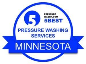 Minnesota Pressure Washing Services Badge