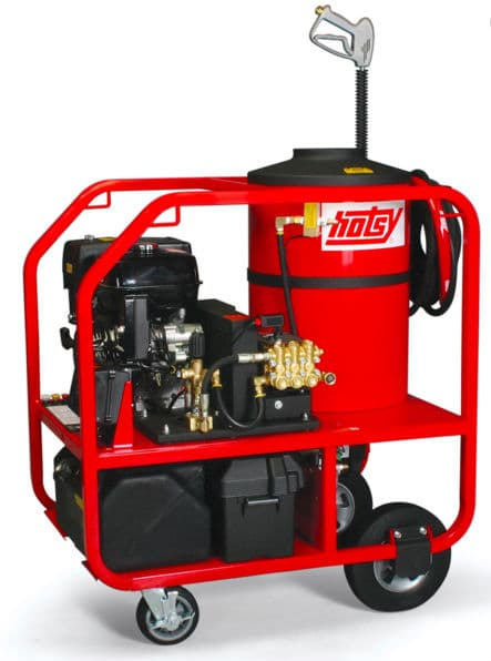 Hotsy 3500 PSI 4 GPM Pressure Washer