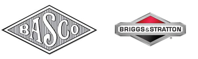 Briggs and Stratton Logo Then and Now