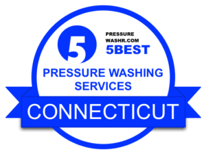 Connecticut Pressure Washing Services Badge