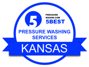 Kansas Pressure Washing Services Badge