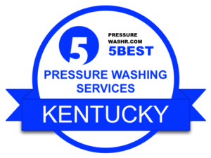 Kentucky Pressure Washing Services Badge