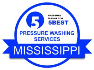 Mississippi Pressure Washing Services Badge